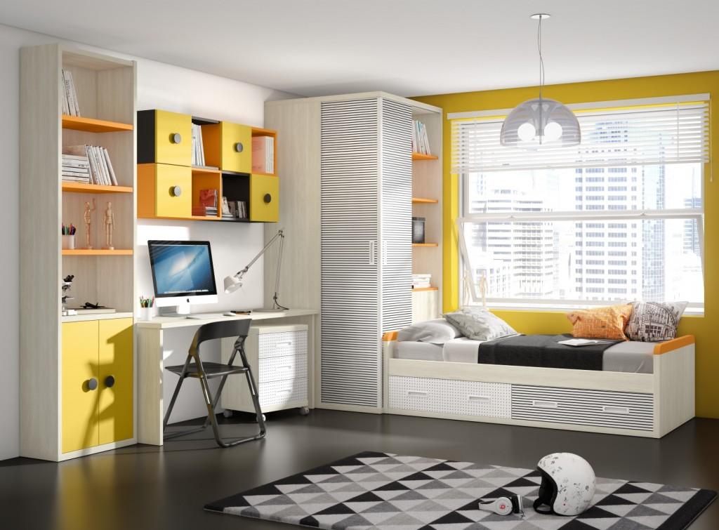 Dormitorio Juvenil Maya