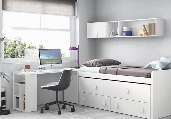 Cat logo de habitaciones juveniles muebles la f brica for Catalogos habitaciones juveniles precios