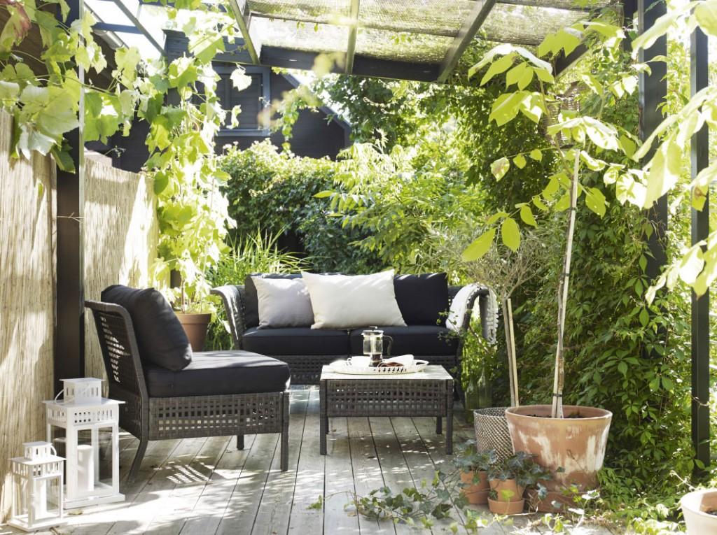 Catálogo de Ikea para Jardín