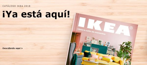 Nuevo Catálogo Ikea Otoño Invierno