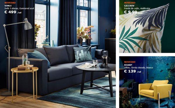 Propuestas del catálogo Ikea