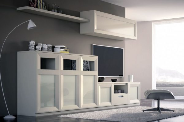 muebles polque decoraci n para el sal n decoracion de