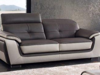 como mantener un sofa de piel