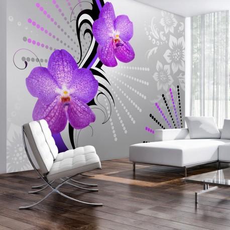 Foto Mural de Flores