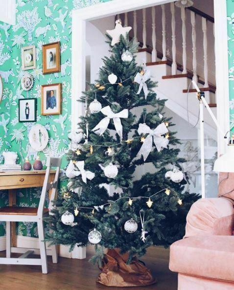 Árbol de Navidad de Belén Canalejo