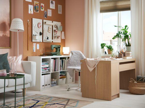 Espectaculares Zonas de Trabajo Decoradas por Ikea Espacios para