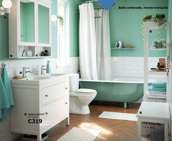 Baño de Ikea
