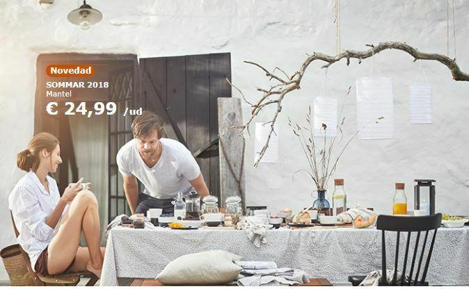 Catálogo de Jardín Ikea