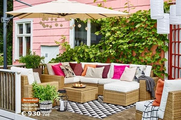 Ikea jardín