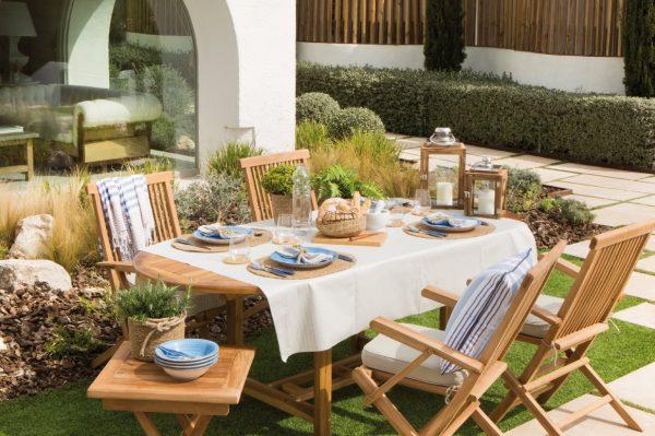 Casa viva muebles de terraza y jard n decoracion de mi - Casa viva catalogo ...