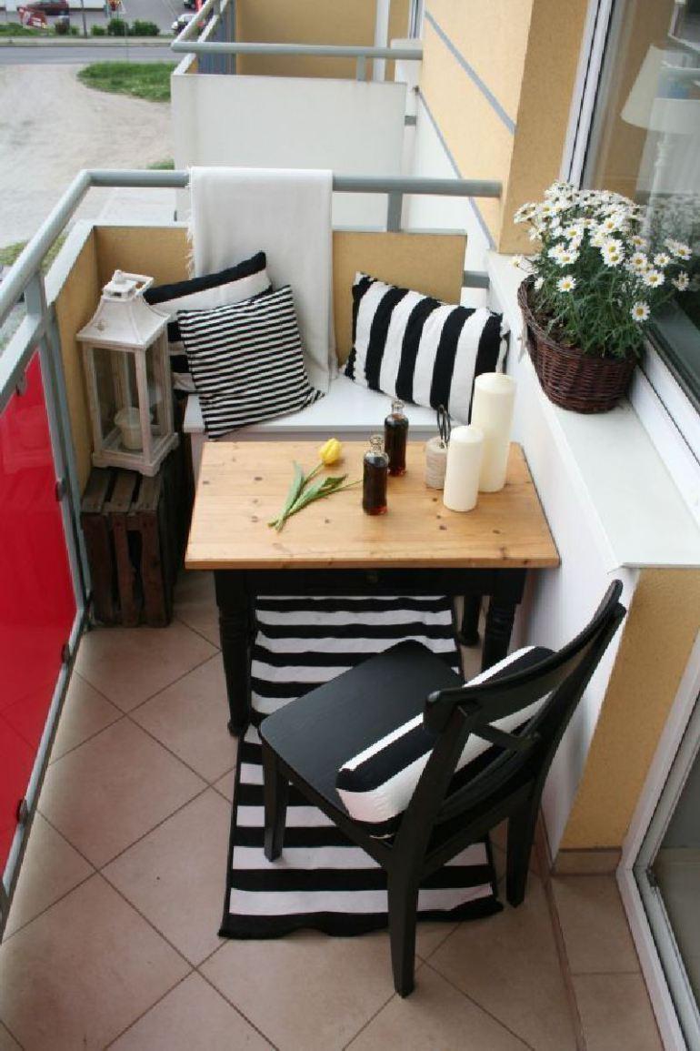 Consejos para decorar una terraza pequeña
