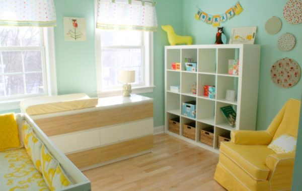 como pintar habitacion infantil
