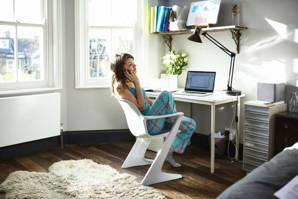 Elige una silla adecuada para teletrabajar